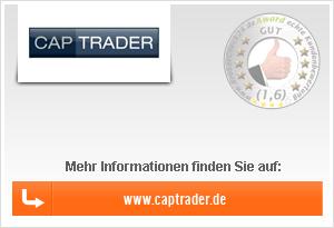 CapTrader Kontoeröffnung