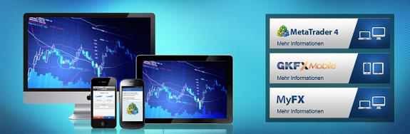 Allgemeine GKFX Trading Informationen