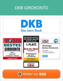 DKB Girokonto Erfahrungen von Aktienkaufen.com