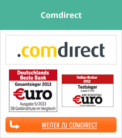 Comdirect Broker