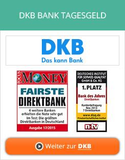 DKB Bank Tagesgeld Erfahrungen von Aktienkaufen.com