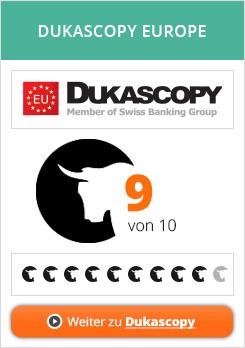 Jetzt zu Dukascopy Europe