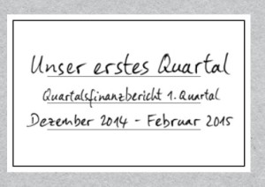 Gerresheimer Quartalsbericht