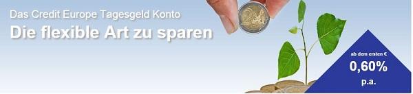 Super Zinsen: 0,6 Prozent p. a.