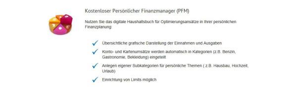 Der Finanzmanager im Überblick