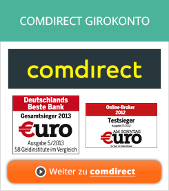 Test Comdirect Girokonto