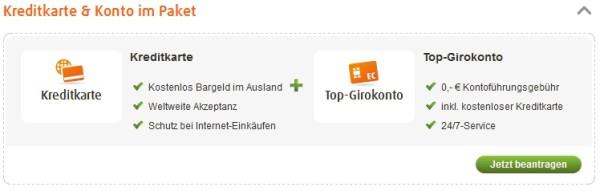 Norisbank – Girokonto und MasterCard