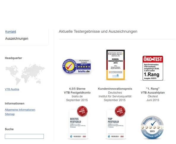Fachmeinungen zur VTB Direktbank