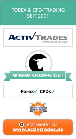ActivTrades Demokonto und MT4 Download