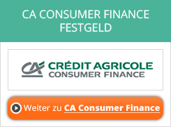 CA Consumer Finance Bank Festgeld Erfahrungen