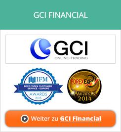 GCI Financial CFD Erfahrungen