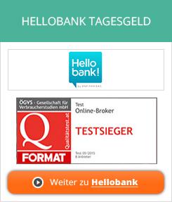 Hellobank Tagesgeld Erfahrungen von Aktienkaufen.com