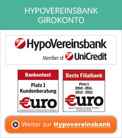HypoVereinsbank Girokonto Erfahrungen von Aktienkaufen.com