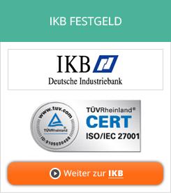 IKB Festgeld Erfahrungen von Aktienkaufen.com