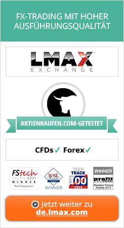 LMAX Exchange Erfahrungen in unserem Broker Test