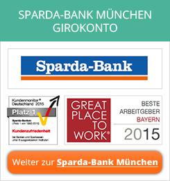 Sparda-Bank München Girokonto Erfahrungen von Aktienkaufen.com
