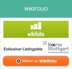 Unsere Erfahrungen mit Wikifolio