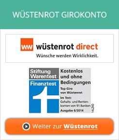 Wüstenrot Girokonto Erfahrungen von Aktienkaufen.com