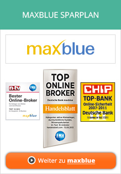 maxblue Sparplan