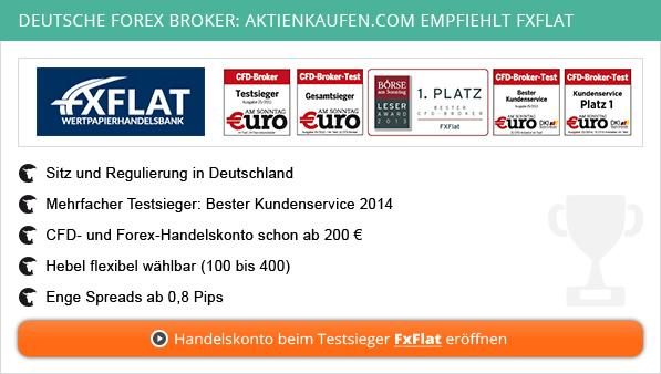 Deutsche Forex-Broker