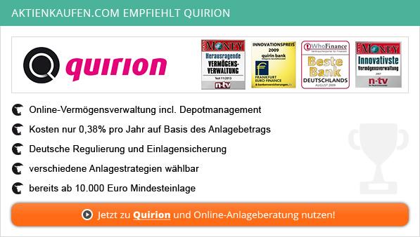 Quirion Erfahrungen Meinungen 0419 Jetzt Zum Test