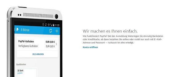 keine PayPal Zahlungen bei AvaFX