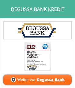 Degussa bank Kredit Antrag