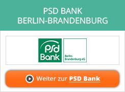 PSD Bank Berlin-Brandenburg Erfahrungen