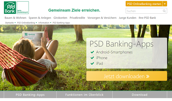 PSD Bank Banking-Apps