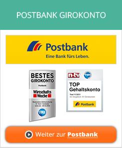 Postbank Girokonto Erfahrungen von Aktienkaufen.com