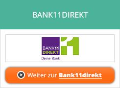 Bank11direkt Erfahrungen