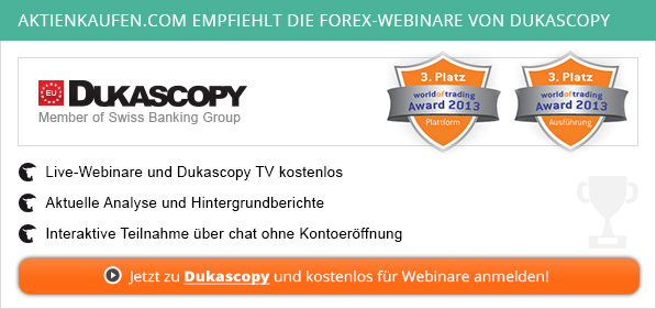 Dukascopy TV: Informationen zum Angebot
