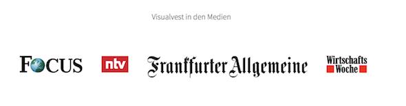 VisualVest Presse
