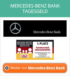 Mercedes Benz Bank Tagesgeld Erfahrungen von Aktienkaufen.com