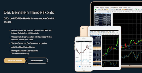 Bernstein Bank MetaTrader 4