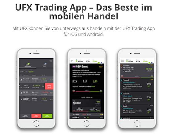 UFX App
