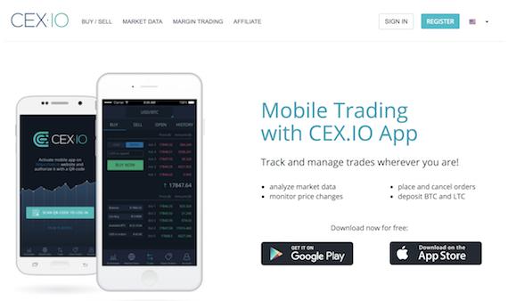 CEX.io App