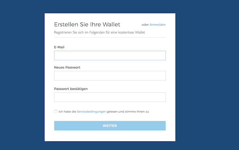 Blockchain.info Wallet