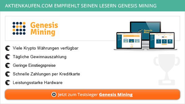 Cloud Mining Anbieter Vergleich von Aktienkaufen.com