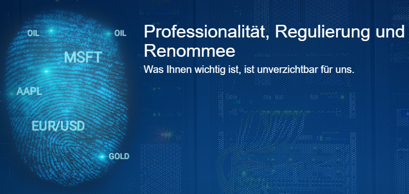 Trade.com Professionalität