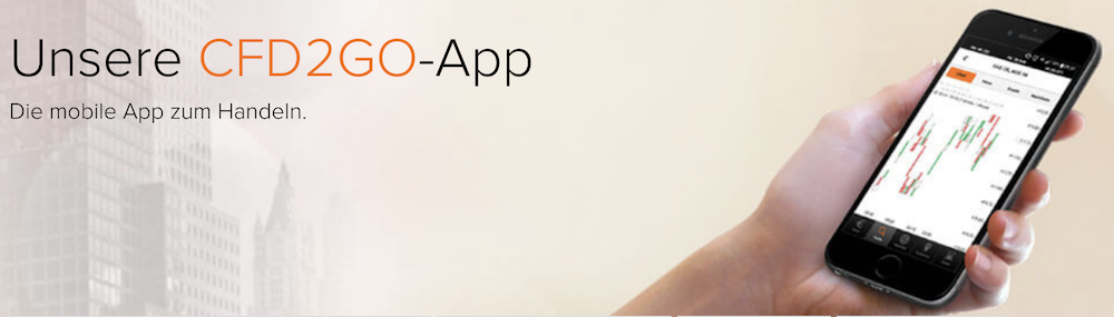 flatex CFD2GO App