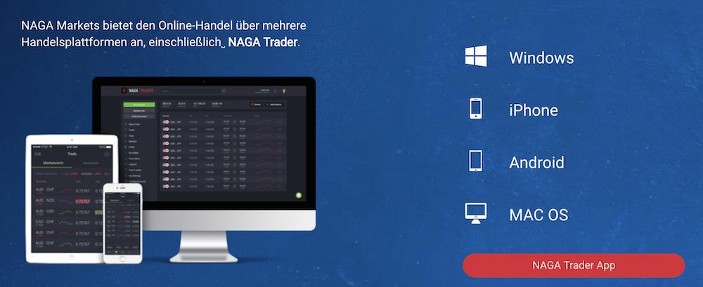 NAGA Trader Presse