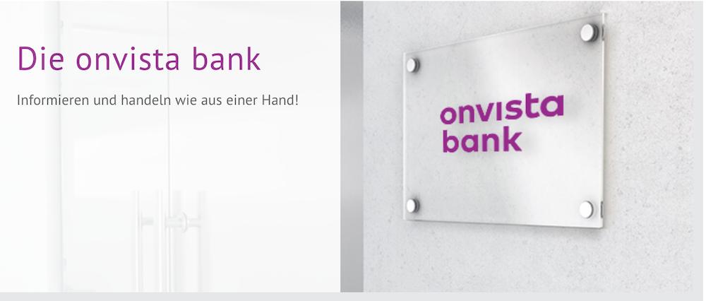 OnVista Bank comdirect