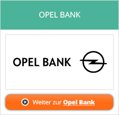 Opel Bank Tagesgeld