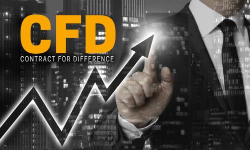 CFDs können auf alle möglichen Basiswerte gehandelt werden.
