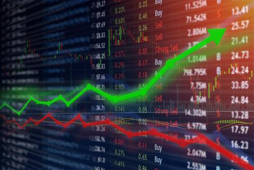 Es gibt Online Broker am Markt