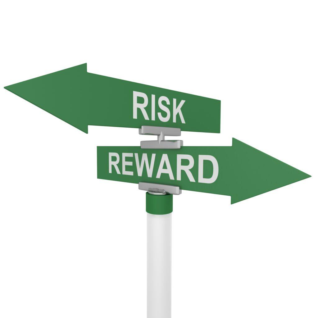 Das gesunde Mittelmaß aus Risiko und Sicherheit ist beim Traden oftmals die richtige Wahl